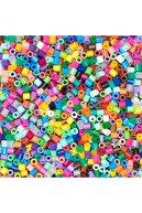 Hama Tipi Boncuk Seti, 10 Renk 2500 Ad. Rat Boncuğu