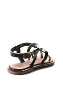 Bambi Sıyah Kadın Sandalet L0685262203