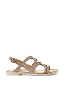 Bambi Bej Kadın Sandalet L0652071465