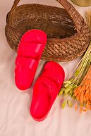 Soho Exclusive Kırmızı Kadın Terlik 16179