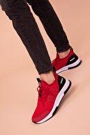 Soho-Men Kırmızı Erkek Sneaker 3033