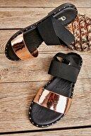Bambi Rose Kadın Sandalet K05647160439