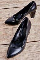 Bambi Sıyah Kadın Ayakkabı L0674090204