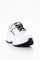 Bambi Beyaz Kadın Sneaker L0547000509
