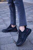 Soho-Men Siyah-siyah Erkek Sneaker 3033