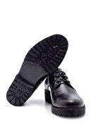 Derimod Kadın Deri Oxford Ayakkabı