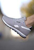 Riccon Buz Kadın Cilt Sneaker 0012853