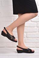 Ceyo 9922 Günlük Anatomik Bayan Sandalet Terlik