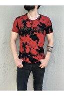 İnsane Minds Adventura Baskılı Slim Fit Tişört