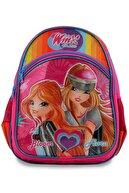 winx club 63254 Lisanslı Okul Çantası 3'lü Set