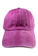 HemenALbence Pembe Eskitme Spor Şapka