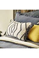 Bella Maison Blackburn Dekoratif Yastık Siyah (35x50 Cm)
