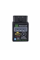 Streak Elm327 Obd2 Bluetooth Türkçe Araç Arıza Tespit Cihazı Hh Obd