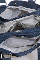 Smart Bags Smbky1125-0033 Lacivert Kadın Omuz Çantası