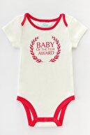 Penti Beyaz Beyaz Bebek Family Award Bodysuit