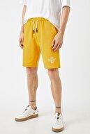 Koton Erkek Sarı Şort & Bermuda