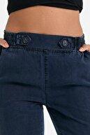 VENA Kadın Mavi Denim Pantolon