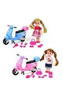 VARDEM OYUNCAK Motorsikletli Bebek