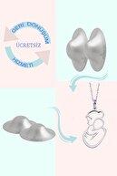 Silverlayt Xl Gümüş Göğüs Ucu Koruyucu Kapakları