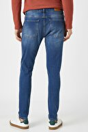 Koton Erkek Indıgo Jeans 1KAM43045MD