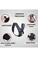 Ankaflex Highconcept Dik Duruş Korsesi Sırt Destekli Kamburluk Önleyici Korse Posturex Omuz Korsesi