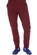 Efor P 969 Slim Fit Bordo Spor Pantolon