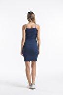 ladyzey Ip Askılı Mini Kaşkorse Elbise