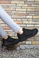 Riccon Siyah Unisex Trekking Ayakkabı 0012x5