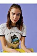 Koton Kadın Baskili T-Shirt