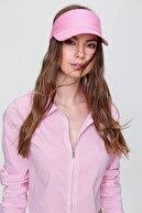 Trend Alaçatı Stili Kadın Pembe Tenis Şapkası ALC-A2197