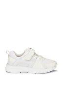 Vicco Weston Unisex Çocuk Beyaz Spor Ayakkabı