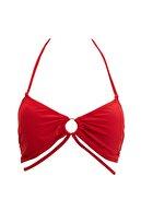 Defacto Kadın Kırmızı Boyundan Bağlamalı Bikini Üstü M9818AZ.20SM.RD1