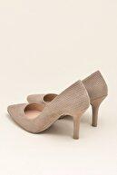 Elle DONELLE Bej Klasik Ayakkabı 20YDS35036