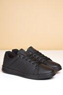 Pierre Cardin Erkek Günlük Spor Ayakkabı-Siyah PCS-10152