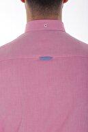 Diandor Uzun Kollu Erkek Gömlek Kırmızı/Red 1912007
