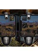 Baseus Acslcj Grenade Handle Pubg Oyun Tetik Konsolu Asker Yeşili