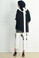 NC DESIGN Kadın Beyaz Pantolon Ncpt21013