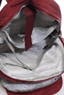 Smart Bags Smbky1187-y. Bordo Bordo Kadın Sırt Çantası
