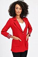 Jument Kadın Kırmızı Ceket 37000