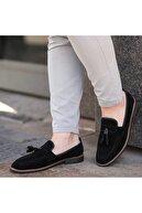 CORCİK Klasik Ayakkabı Siyah