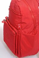 Smart Bags Smb3068-0019 Kırmızı Kadın Sırt Çantası