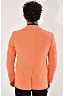 Efor C 556 Slim Fit Mercan Klasik Ceket