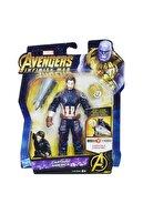 AVENGERS Infinty War Figür Ve Sonsuzluk Taşı Captain America E0605-E1407