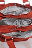 Smart Bags Smbky1125-0128 Kiremit Kadın Omuz Çantası