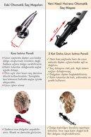 Hairens Hrs-320 Otomatik Saç Maşası - Kalın Su Dalgası 25mm