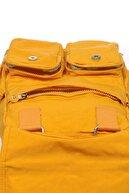 Smart Bags Smb1174-0086 Hardal Kadın Sırt Çantası