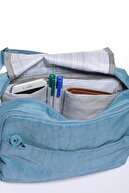 Smart Bags Smb1172-0050 N.buz Mavi Kadın Çapraz Çanta