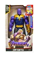 AVENGERS Thanos Yenilmezler Oyuncak Sesli Figür 30 Cm