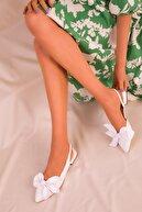 Soho Exclusive Beyaz Kadın Sandalet 16148
