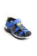 Minipicco Unisex Çocuk Sax Deri Ortopedik Outdoor Sandalet